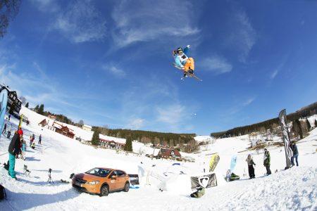 Subaru XV Snow Session