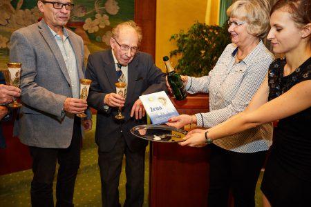 Antonín Just předávání kulturní ceny v Trutnově