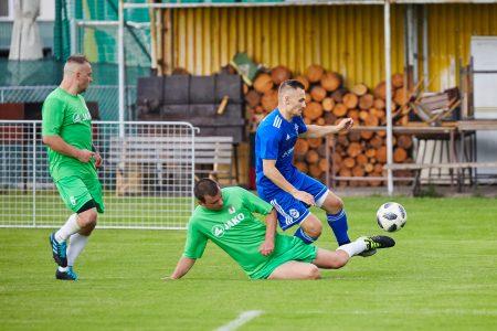 Přátelské utkání MFK Trutnov – MKS Orzeł Lubawka