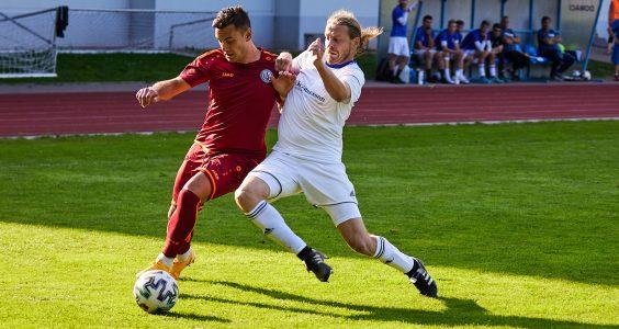 MFK Trutnov zápas 12.9.2020  MFK Trutnov- FK Náchod