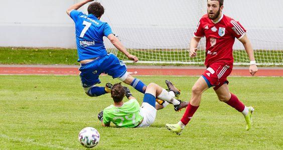 Pohár AGRO CS utkání MFK Trutnov FK- RMSK Cidlina Nový Bydžov 3:3 (4:3)